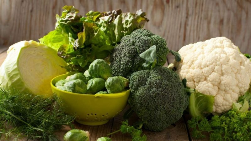 Rosenkohl gesund hoher Inhalt an Antioxidantien