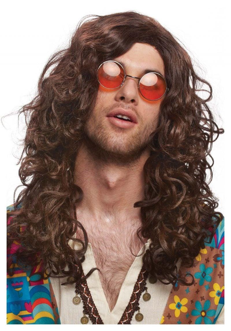 Hipster Frisur für Halloween