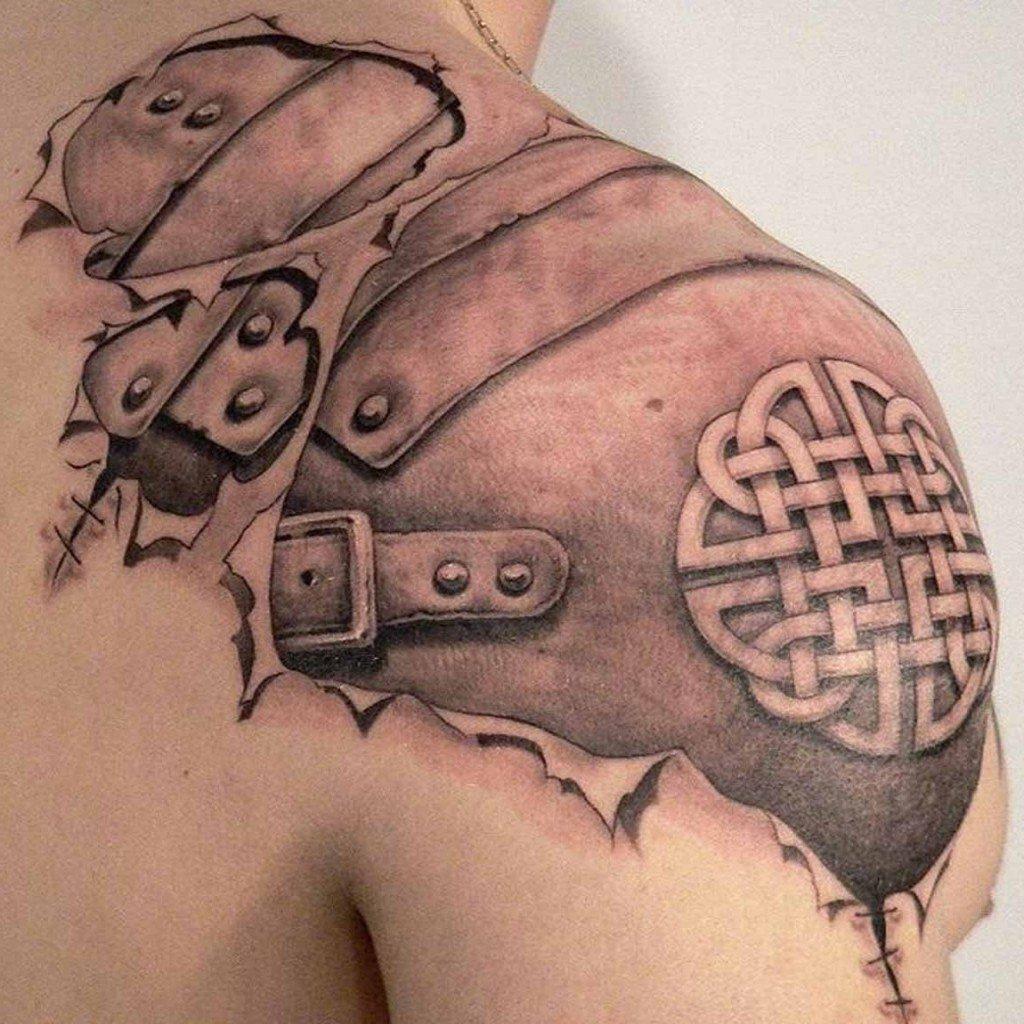 Ausgefallenes Tattoo-Motiv