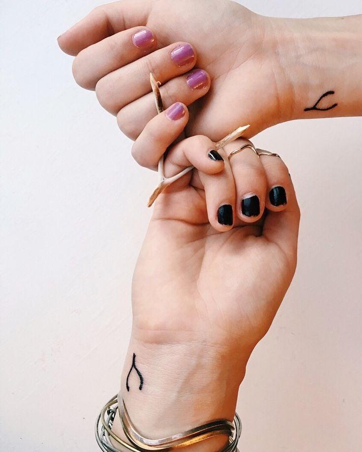 Tattoo Freundschaft Geschwister Tattoo