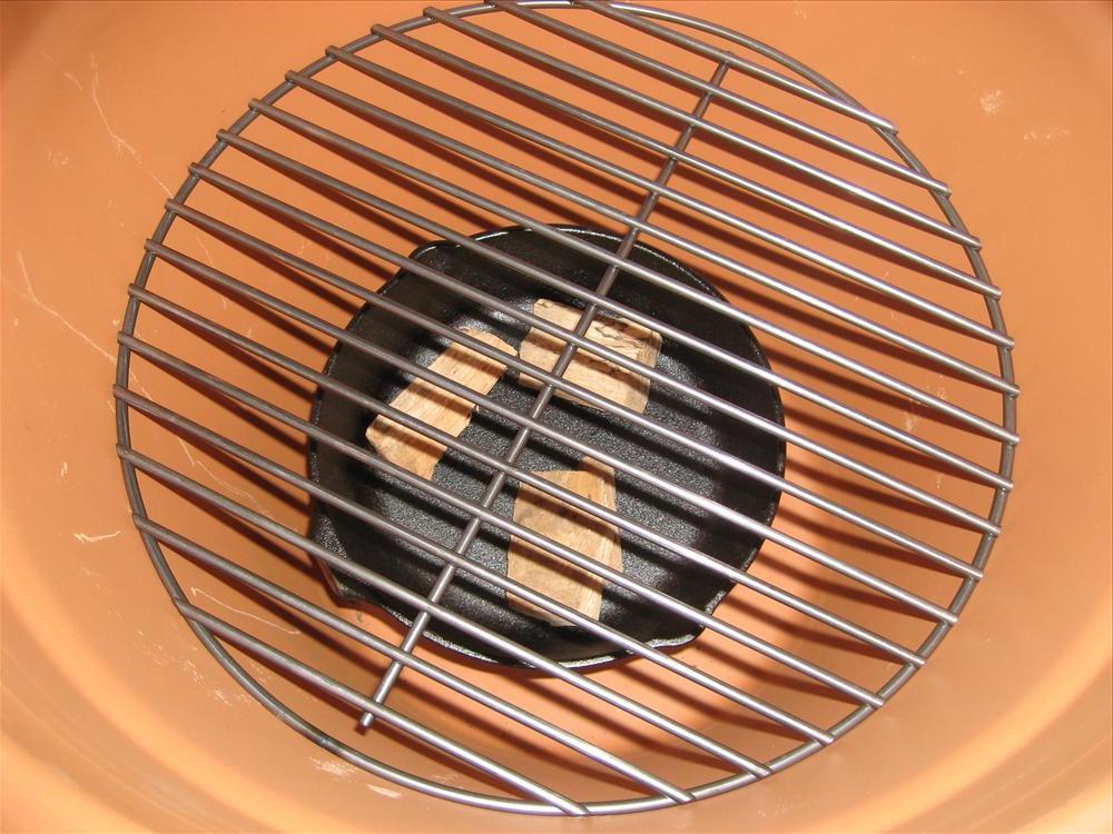 grill selber bauen aus tontopf schritt f r schritt. Black Bedroom Furniture Sets. Home Design Ideas