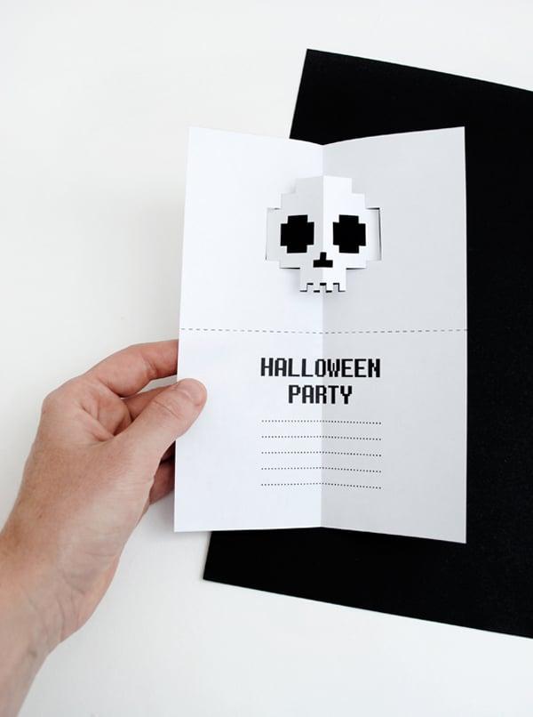 Halloween Einladung Halloween Party