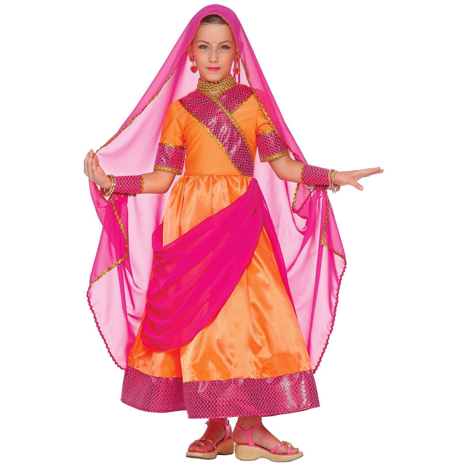 Kleine indische Prinzessin