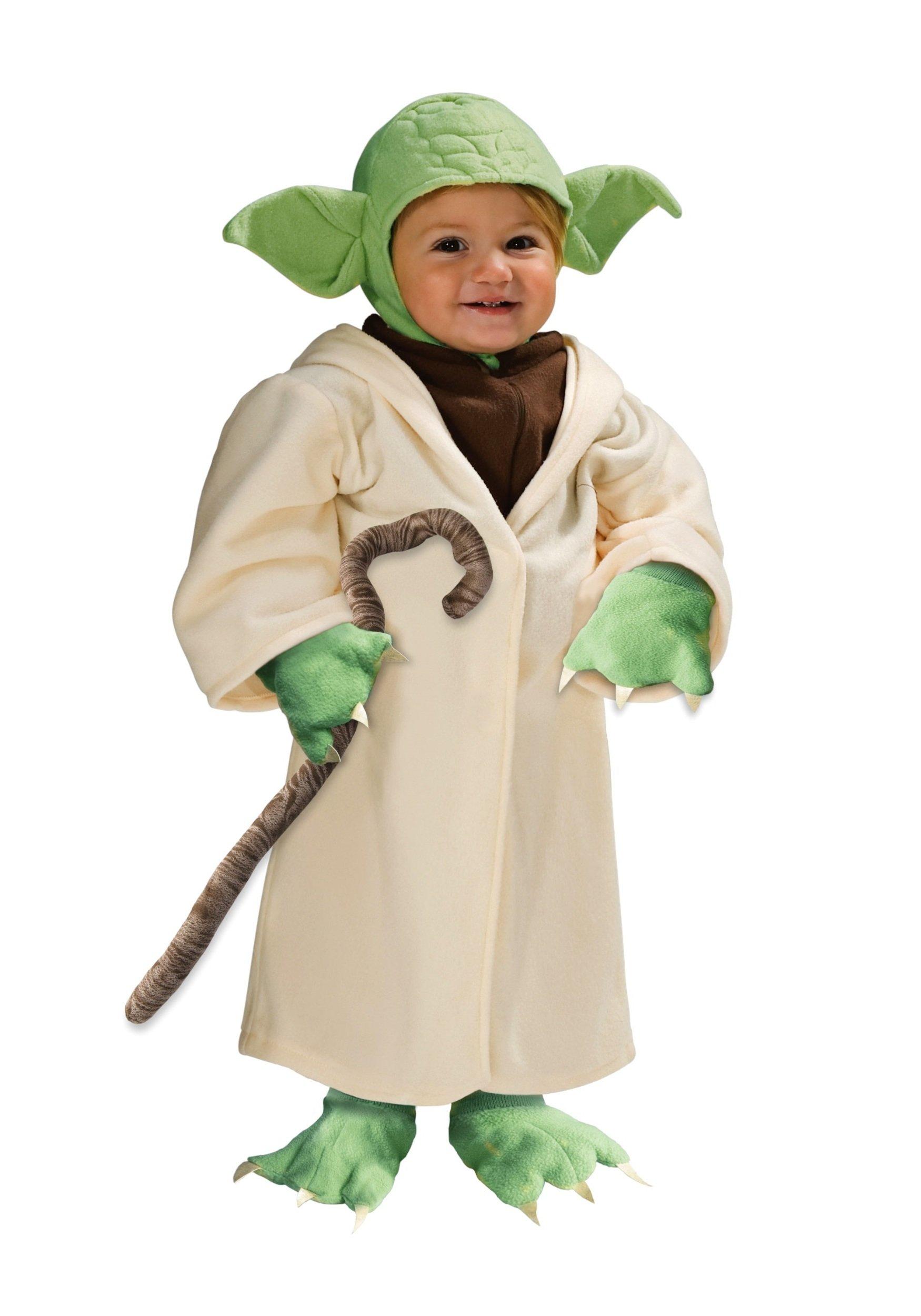 tolles Star Wars Kostüm - Joda