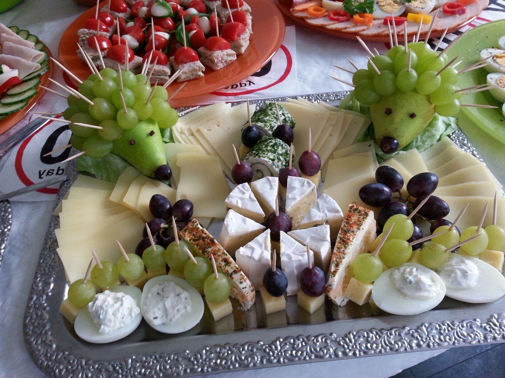 Obst und gem se schnitzen kreative ideen und anleitungen f r jeder gesunde ern hrung - Deko vorschlage fur kalte platten ...