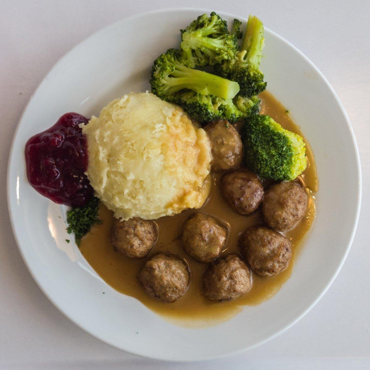 Schwedischess Essen kochen Sie zu Hause