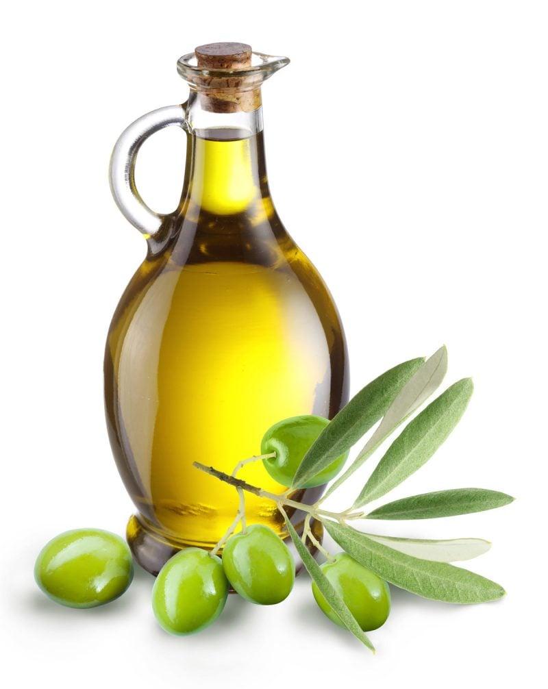 Olivenöl beim Kartoffeln Kochen