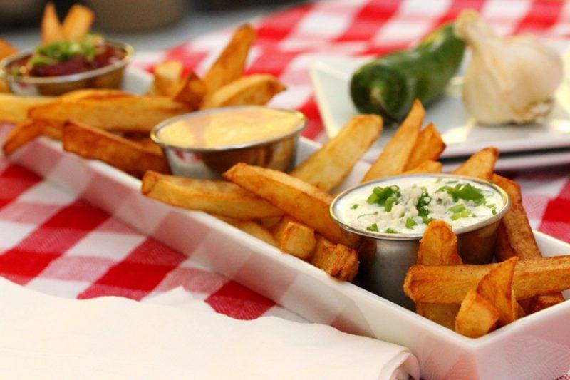 Kartoffeln Kochen passende Sauce