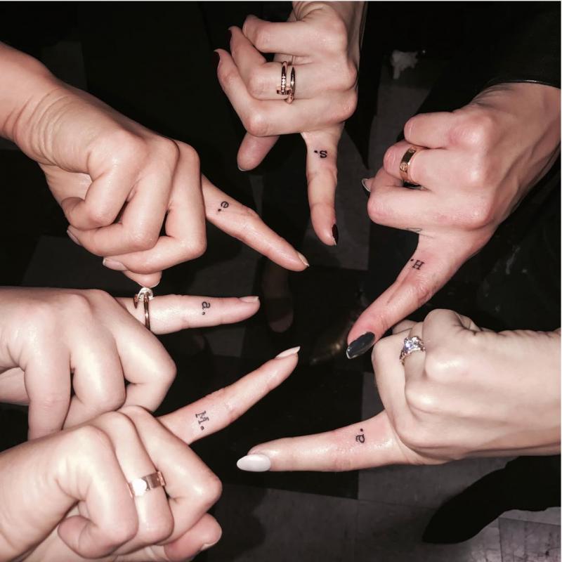 Kleine Tattoos Freundschaft Tattoos