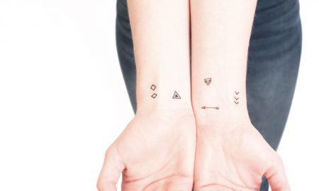 Kleine Tattoos Galerie