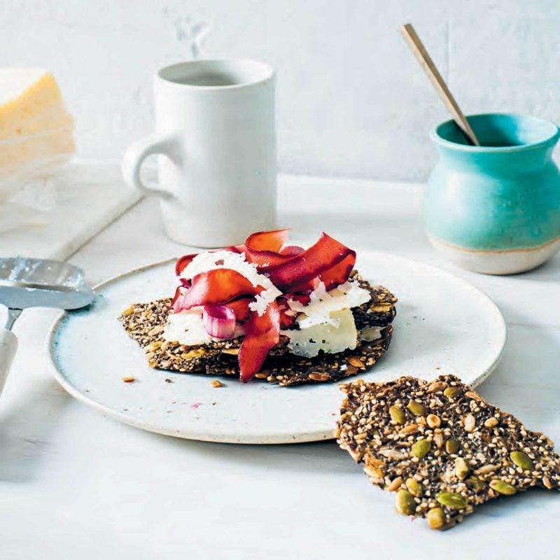 Knäckebrot gesund als Alternative zu Brot