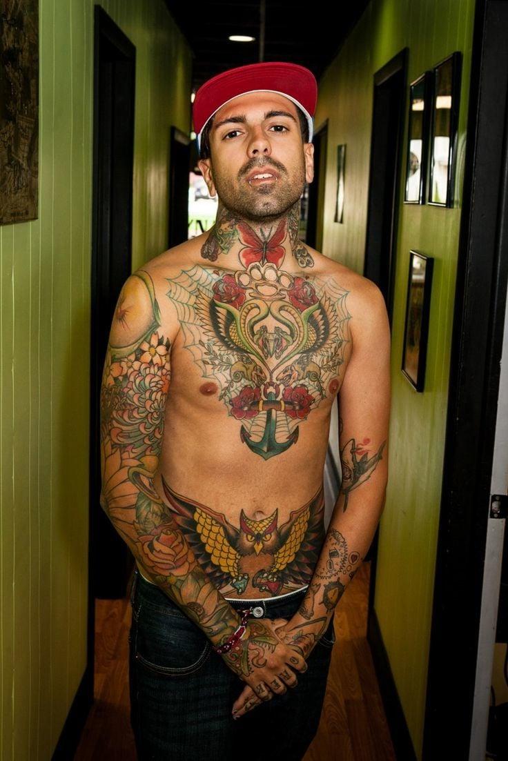 Tattoo-Motive für Männer