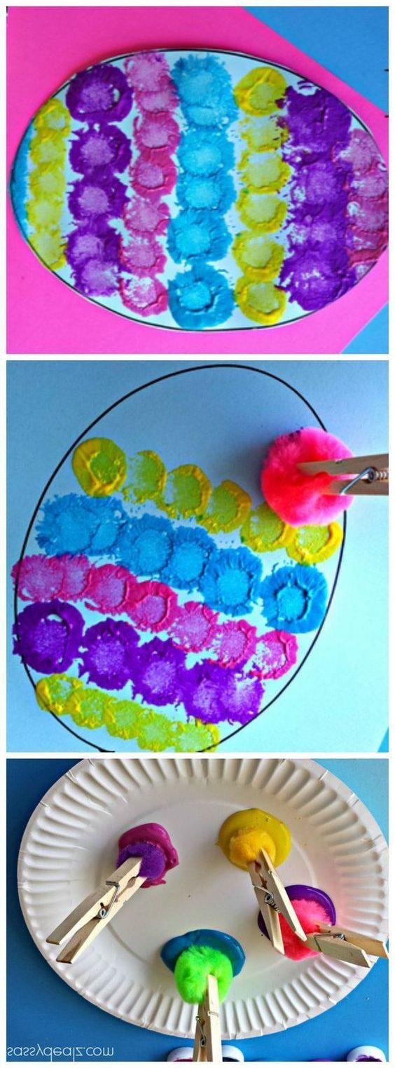 Ideen für Malen mit Kindern