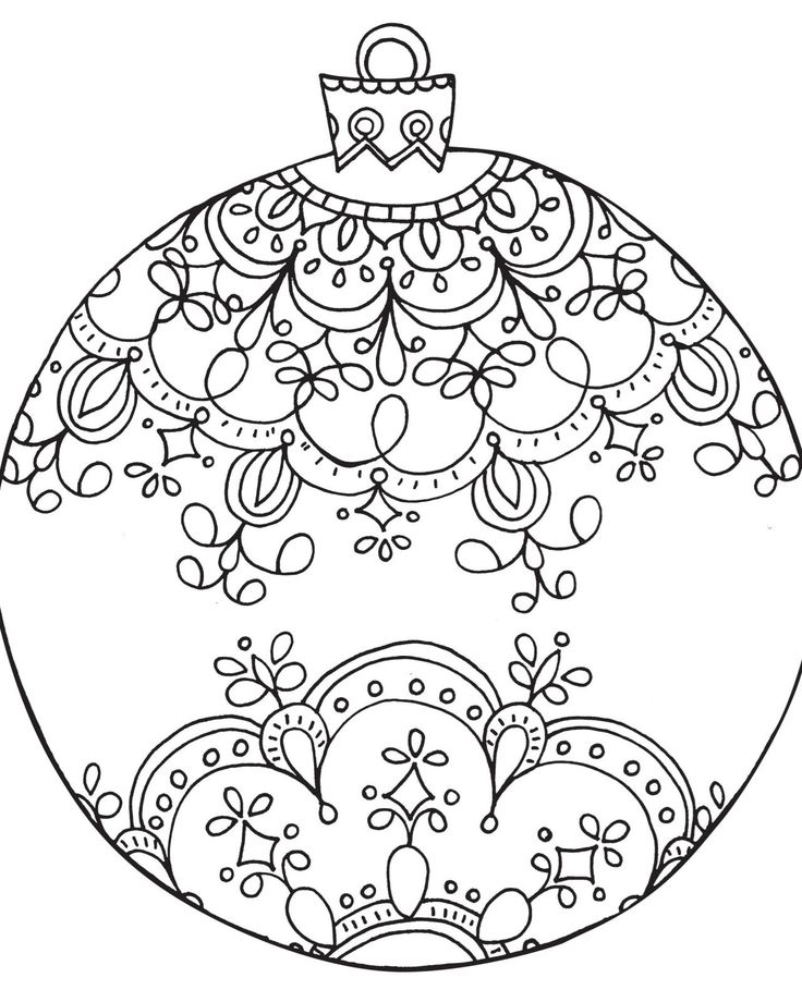 christmas coloring pages free coloring pages - HD 1280×1600