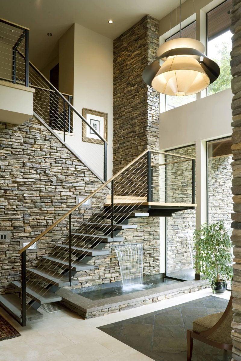 Moderne Treppen gestalten - Treppenarten und ihren Entwurf