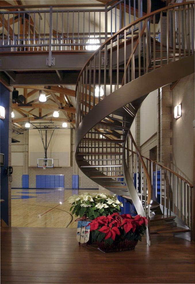moderne treppen wie sieht die perfekte gestaltung aus. Black Bedroom Furniture Sets. Home Design Ideas