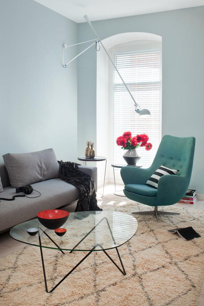 Wandfarbe Schlafzimmer beruhigend