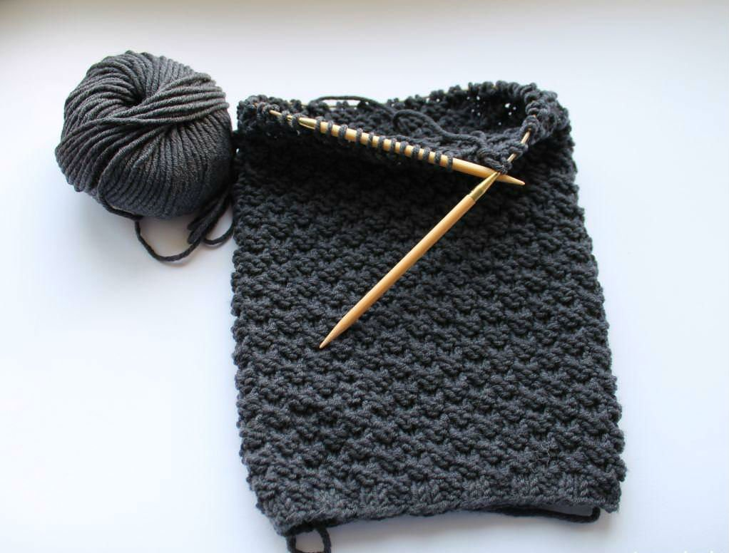 Schritt für Schritt: Schal häkeln