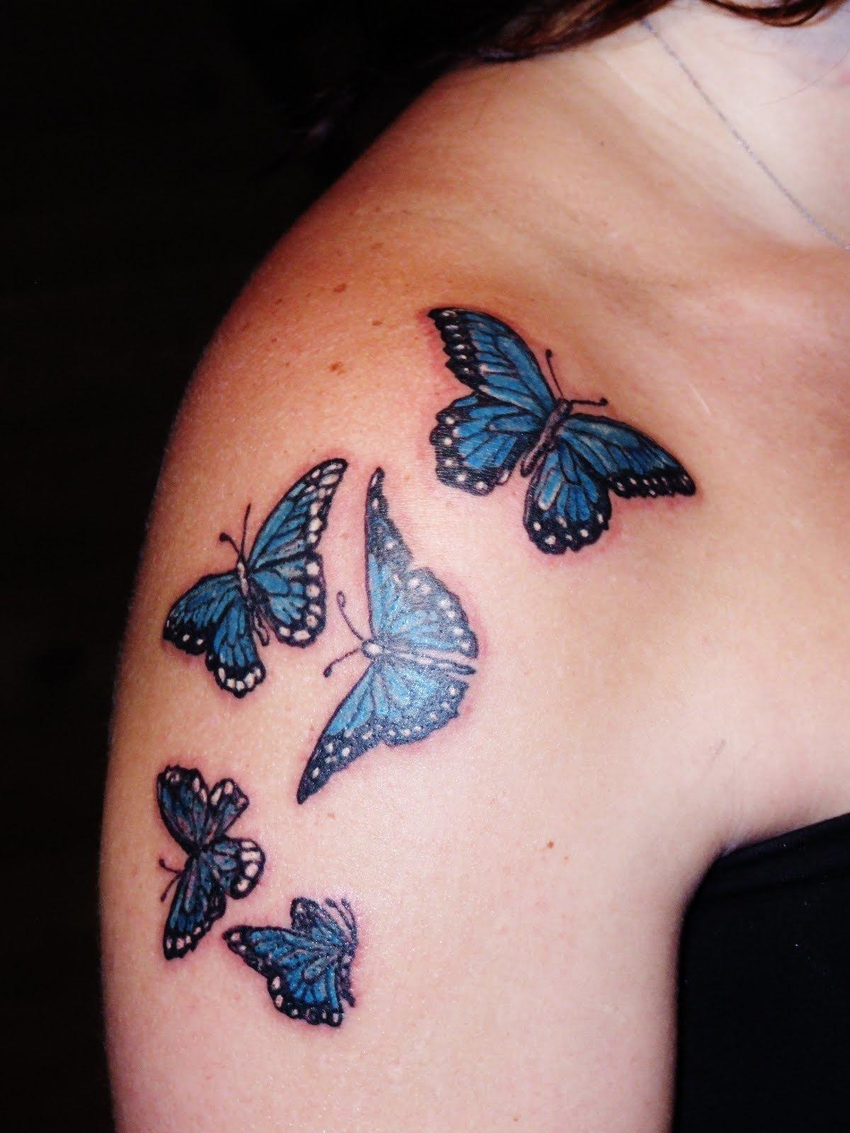 Schmetterlinge für die Freiheit