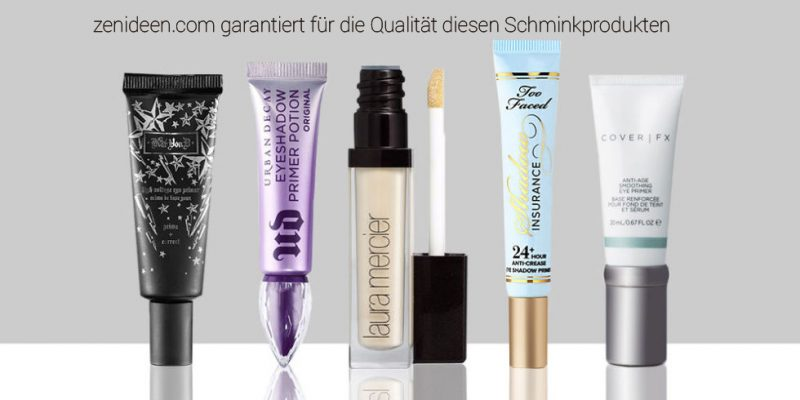 Eye Primer für Smokey Eyes Schminke