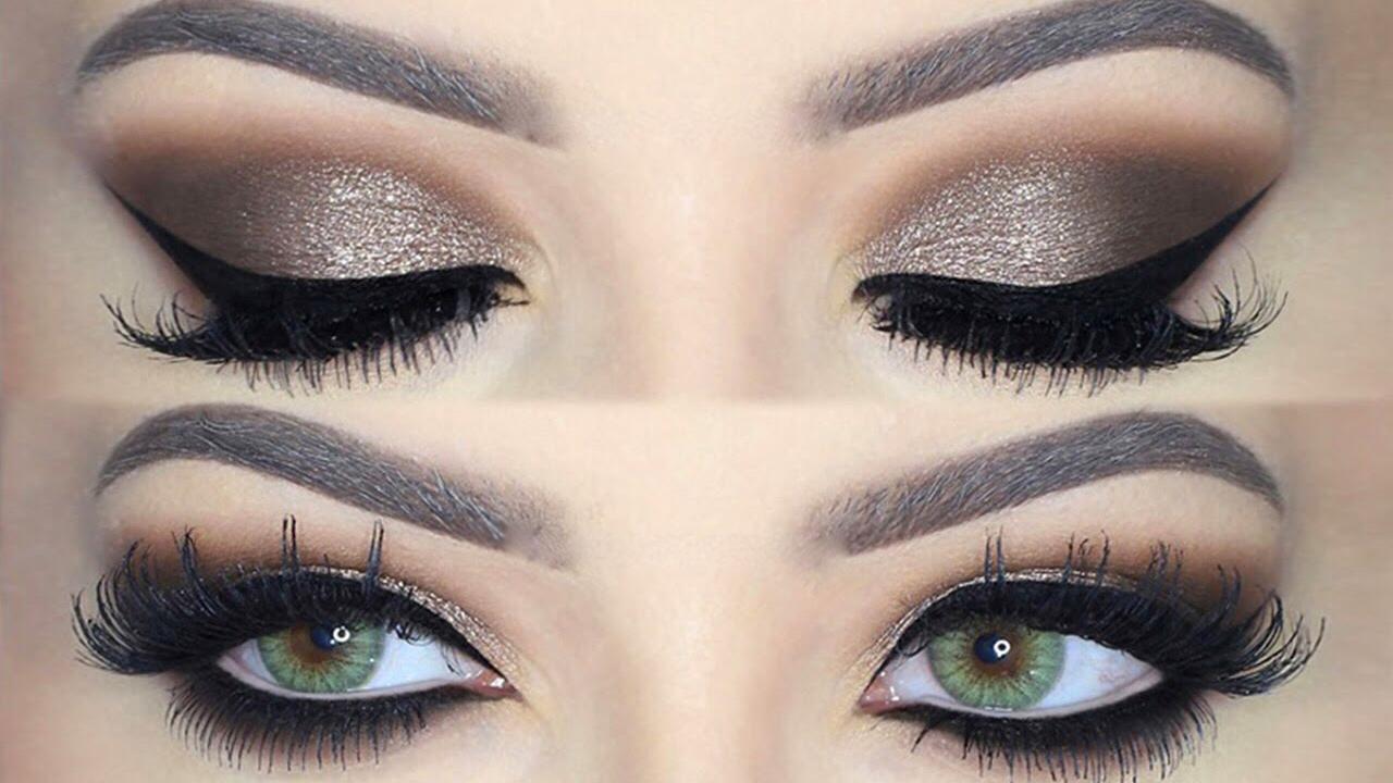 Eine Schminkenanleiting Furs Perfekte Smokey Eyes Look Beauty Diy