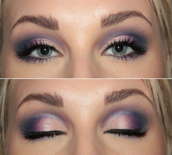 Smokey Eyes Schminken