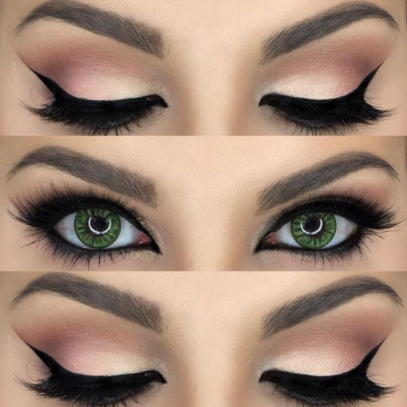 Eine schminkenanleiting f rs perfekte smokey eyes look for Smokey eyes blau