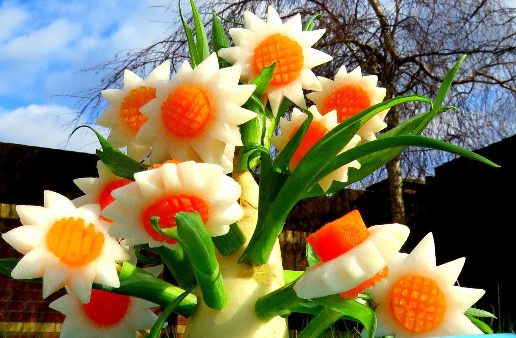 Sonnenblumen mal anders