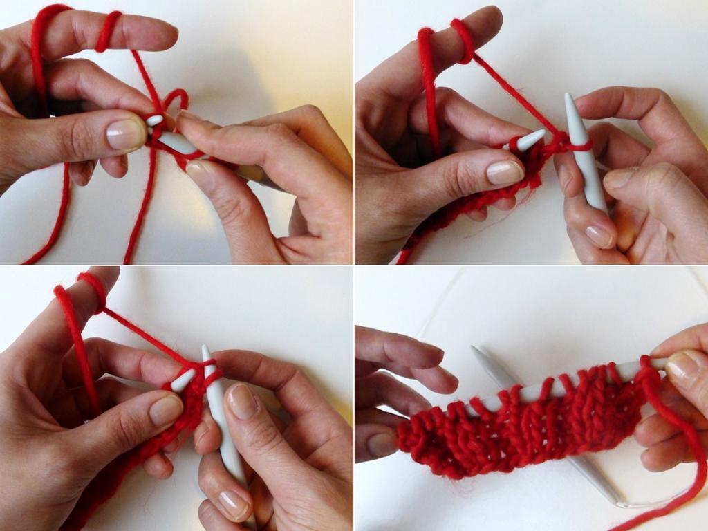 DIY: Schal Stricken für Anfänger