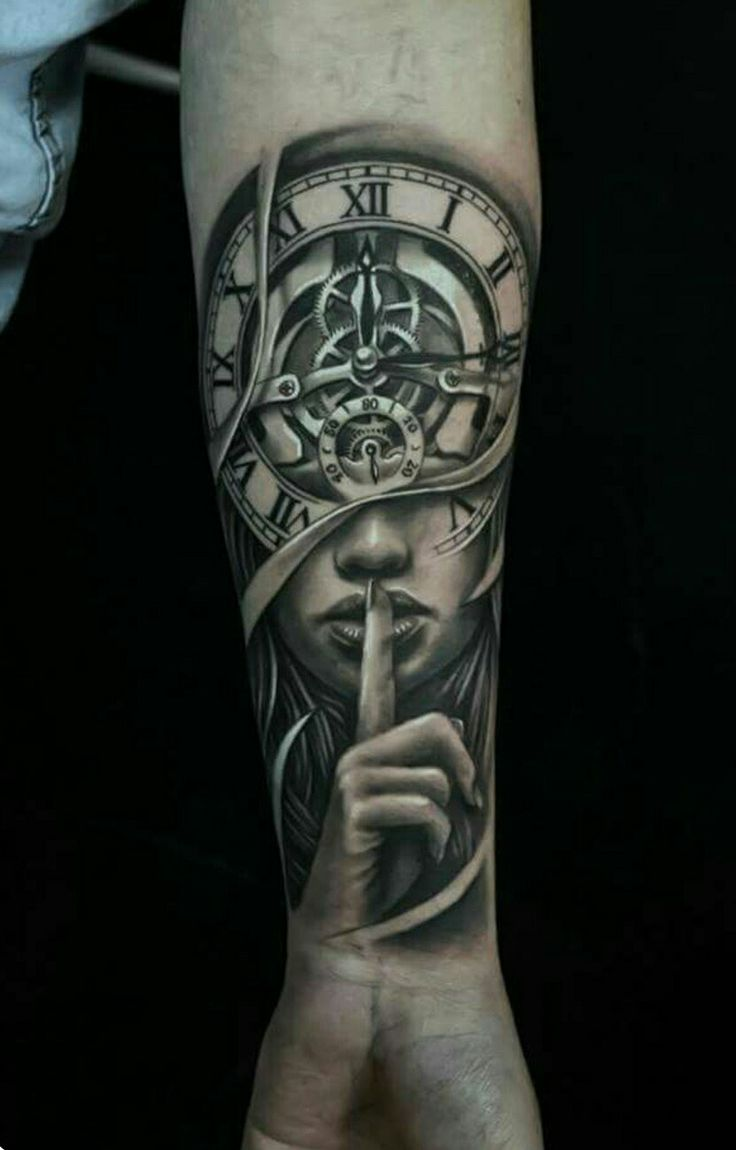 Unterarm Tattoo Männer
