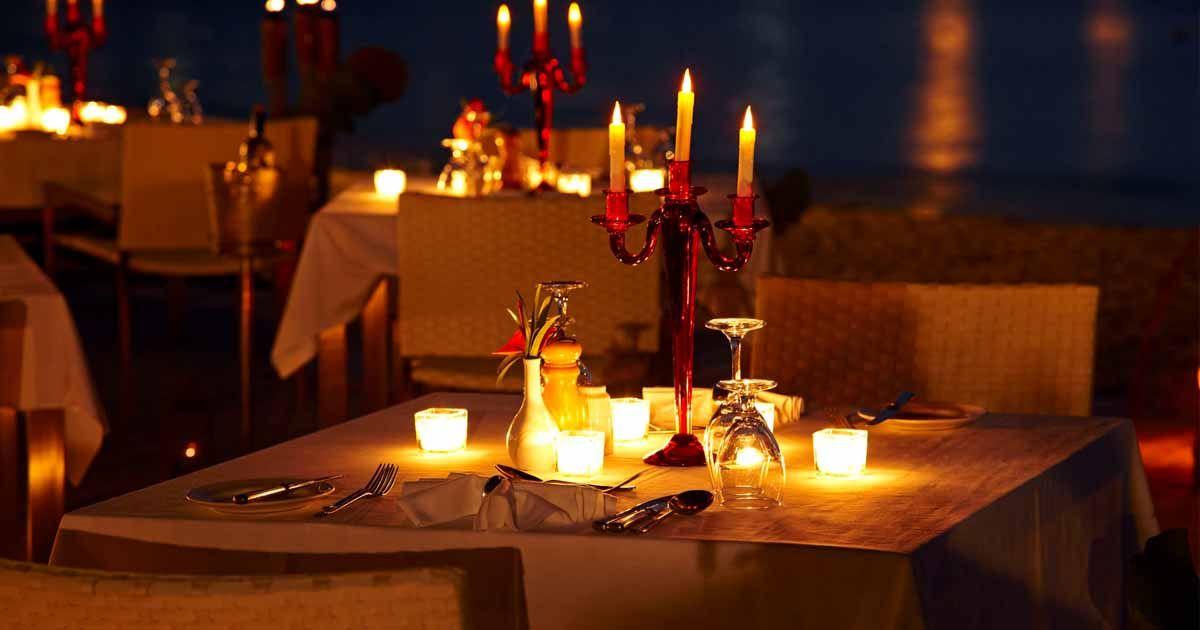 Candle Dinner for Two - die bste Geschenke für Freund