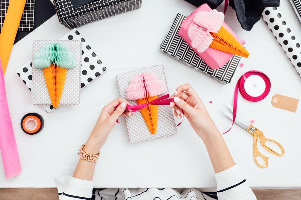 Weihnachtsgeschenke selbst gemacht - Geschenkideen