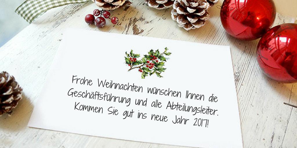 Viele Ideen für schöne Weihnachtssprüche