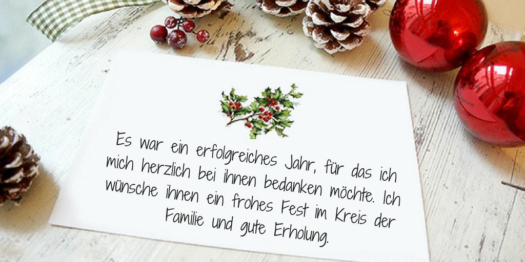 Weihnachtsprüche für Karten selbst ausdenken