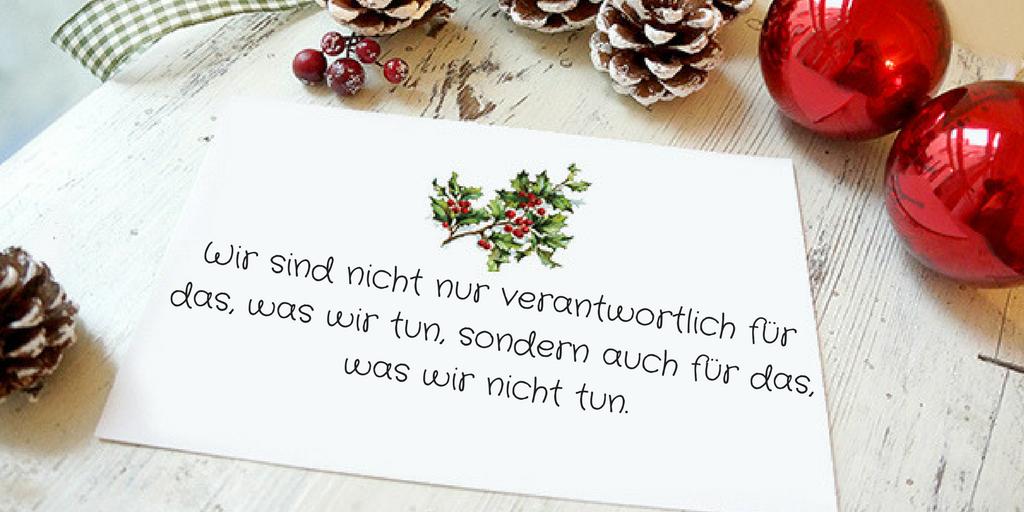 Ideen für Weihnachtssprüche kurz Schreiben