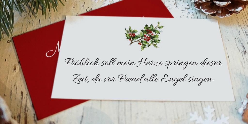 Interessante Ideen für Sprüche zu Weihnachten und für das neue Jahr