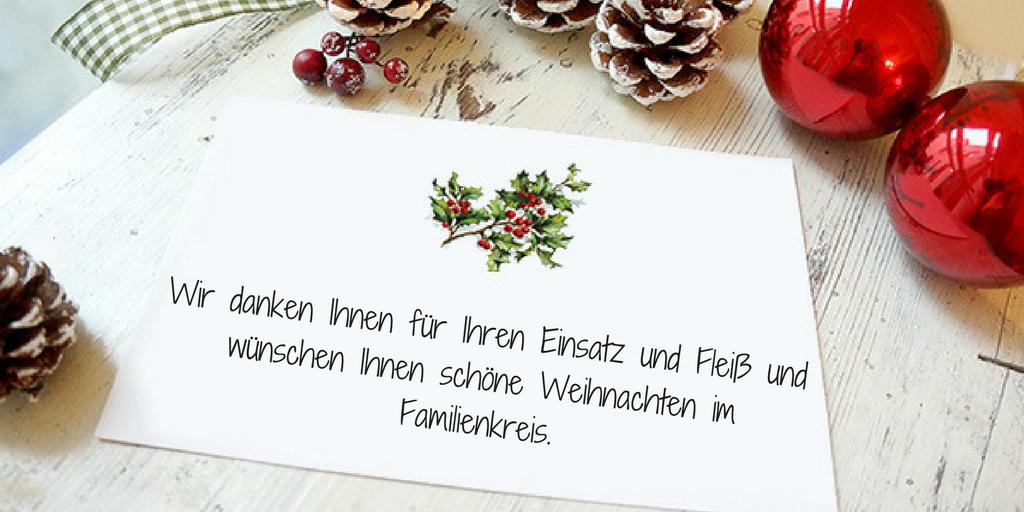 Ideen wie man Weihnachtssprüche kurz schreibt