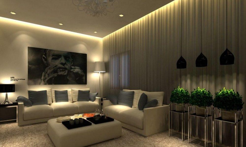 Indirekte Beleuchtung zu Hause