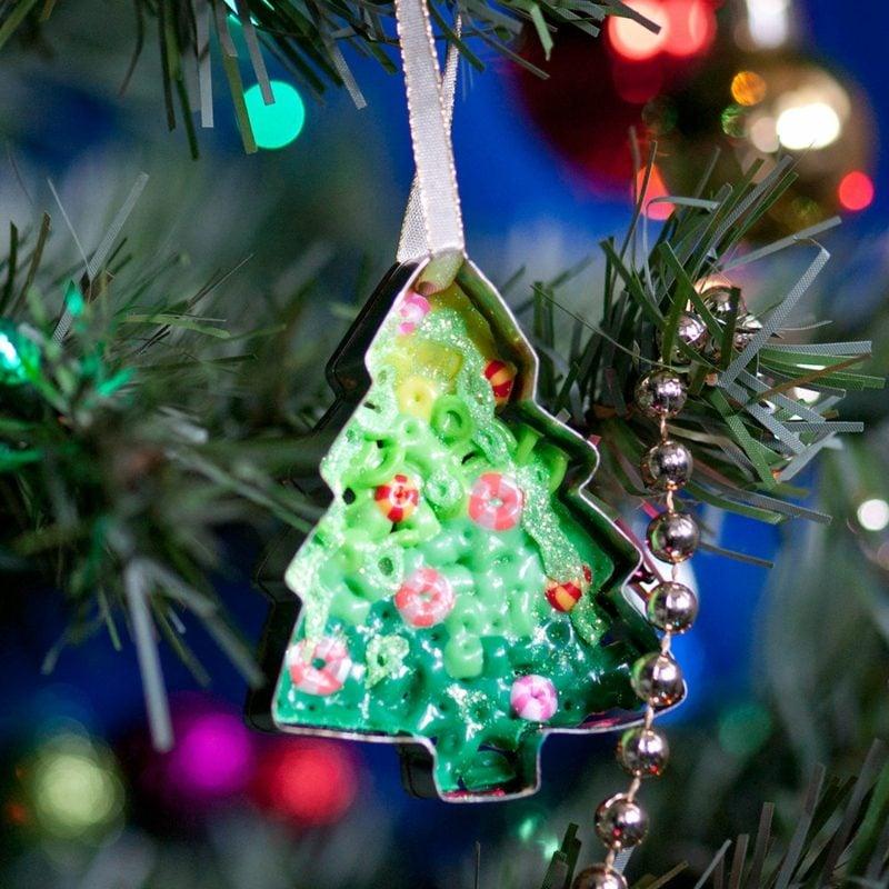Bügelperlen Vorlagen Weihnachten Ausstechform Christbaum