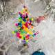 Bügelperlen Vorlagen Weihnachten ausdrucken kostenlos