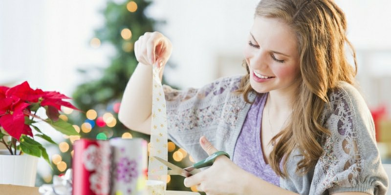 Geschenke verpacken Ideen zu Weihnachten