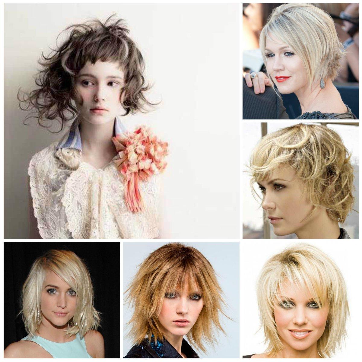 Stylingsvarianten für feine Haare