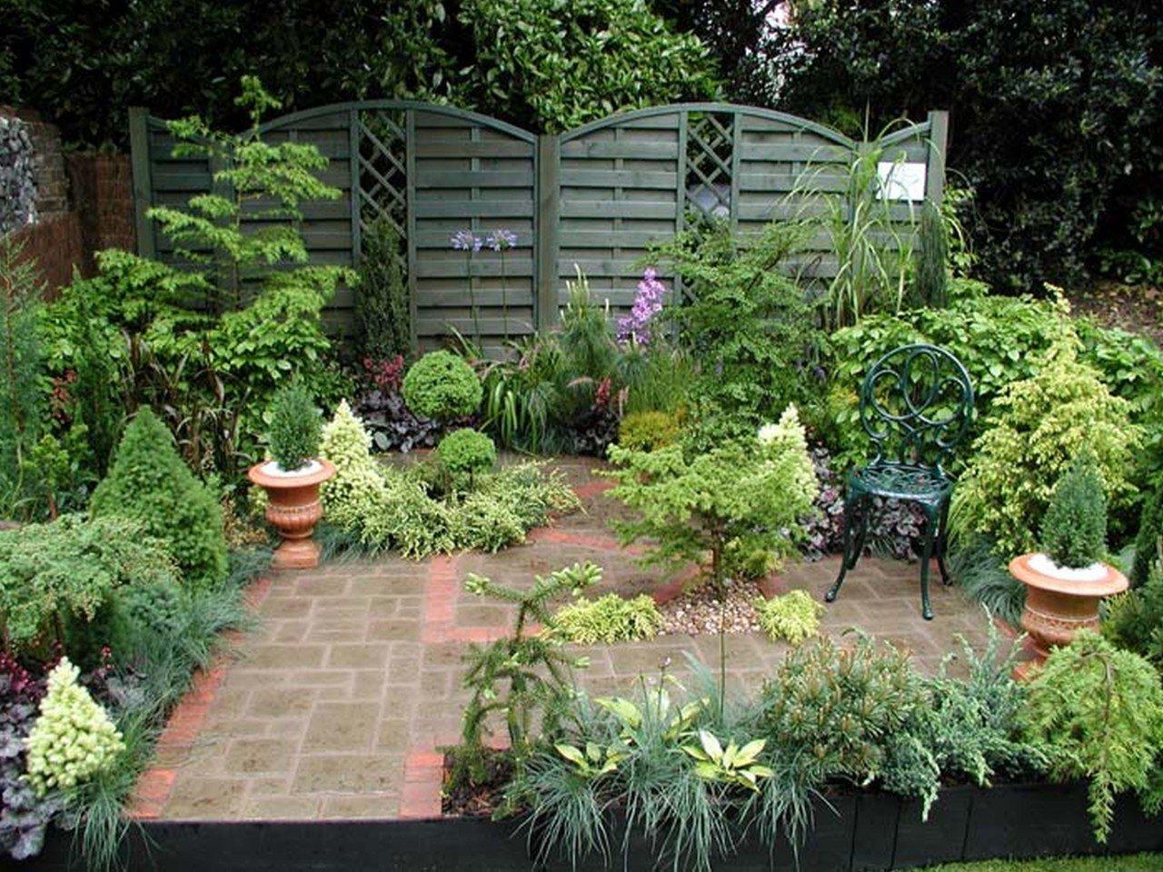 Gartendekoration verleiht das gewisse Etwas