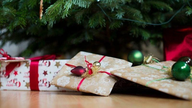 Geschenke verpacken zu Weihnachten originelle Ideen
