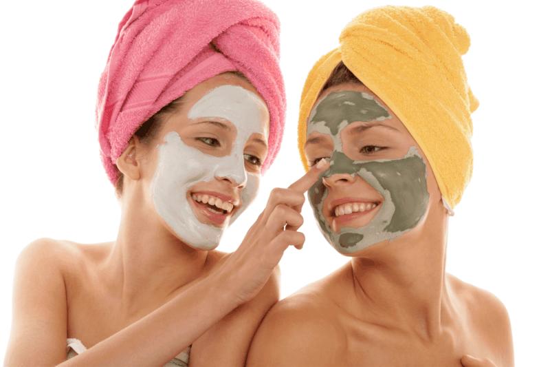 Parabene Inhaltsstoff Gesichtsmasken
