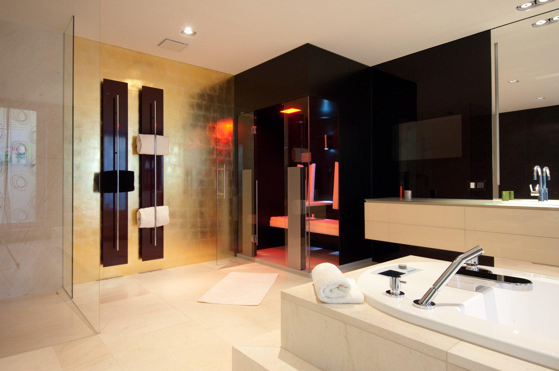 Wellness Gefühle und gute Laune im eigenen Bad