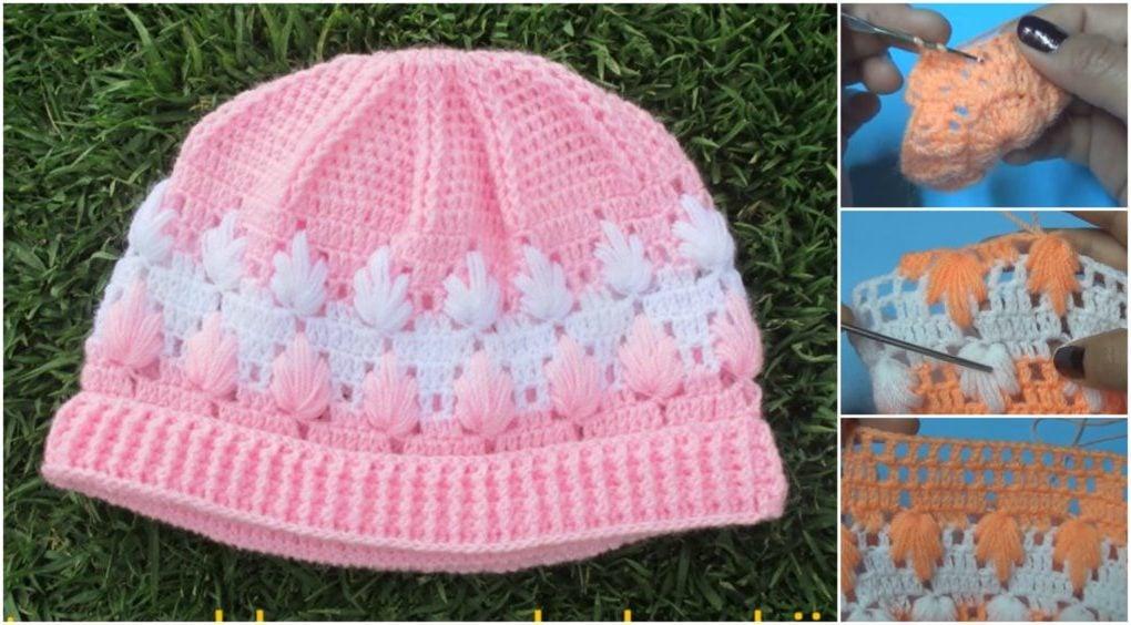 Mütze stricken oder häckeln - zaubern Sie ihr persönliches ...