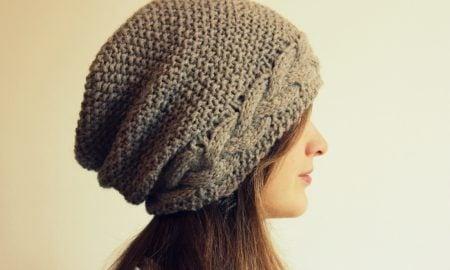 Mütze stricken-das gewisse Etwas auf dem Kopf