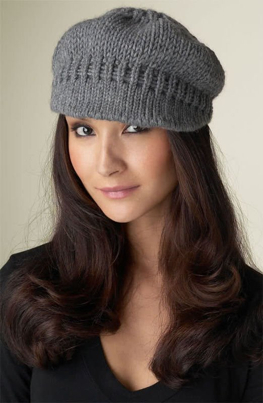 Mütze mal anders und sehr modern