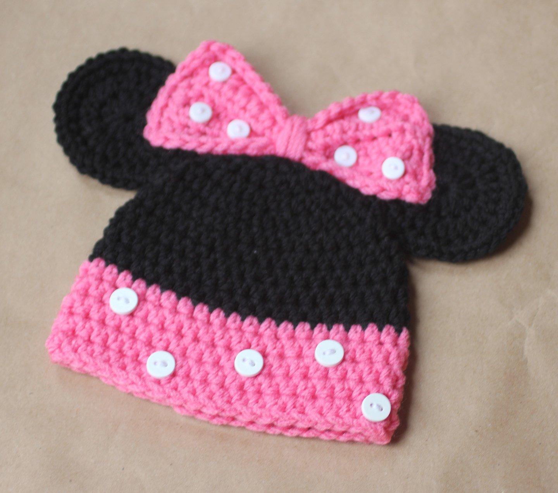 Die Minnie Mütze